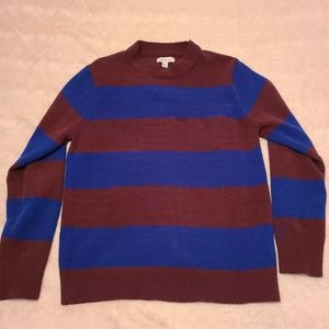The Rail Men's Rugby Striped Sweater